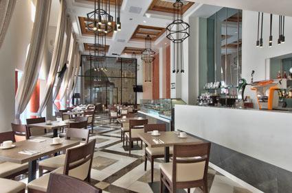 San Antonio Cafe Maroc