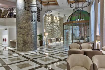San Antonio Lobby