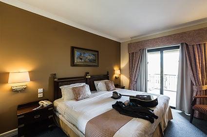 Doppelzimmer Victoria Hotel Malta