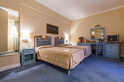 Doppelzimmer mit Einzelbetten Hotel Victoria Malta
