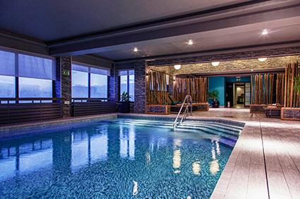 Pool innen Hotel Victoria Malta