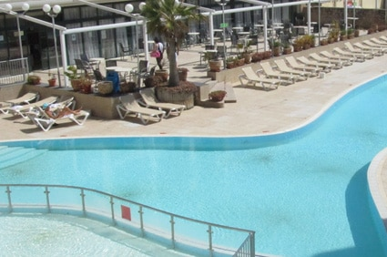Topaz Outdoor Pool