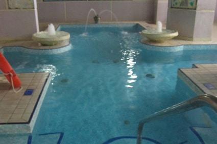 Topaz Indoor Pool